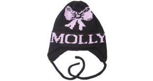 Personalized<br> Bow Hat