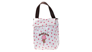 Personalized<br> Lunch Bag